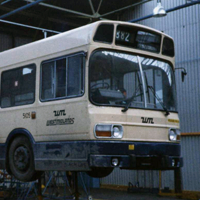 Leyland National 5105