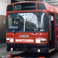 Leyland National 1713