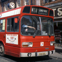 Leyland National 122