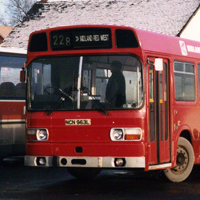 Leyland National 163