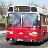 Leyland National 253