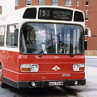Leyland National 254