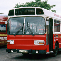 Leyland National 363