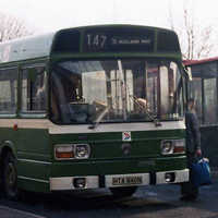 Leyland National 2809