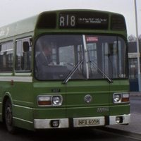 Leyland National 3037