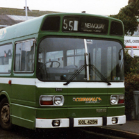 Leyland National 2895