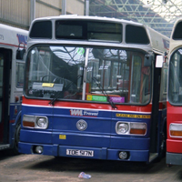 Leyland National 1517