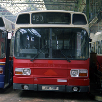 Leyland National 1591