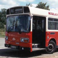 Leyland National 542