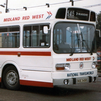 Leyland National 545