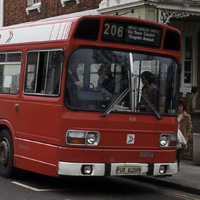 Leyland National 628
