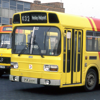 Leyland National 3649
