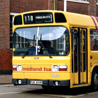 Leyland National 3654