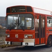 Leyland National 2890