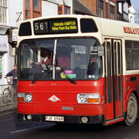 Leyland National 656