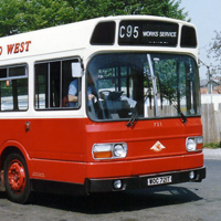 Leyland National 721