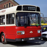Leyland National 722