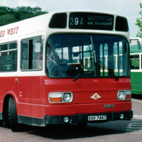 Leyland National 744