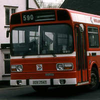 Leyland National 754