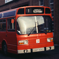 Leyland National 763