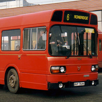 Leyland National 764