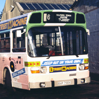 Leyland National 768