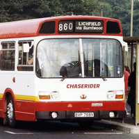 Leyland National 968