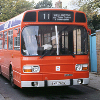 Leyland National 769