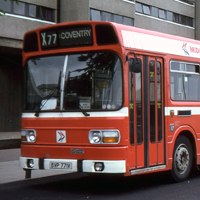 Leyland National 771