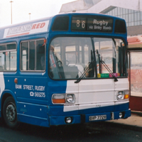 Leyland National 772
