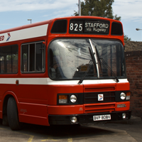Leyland National 808