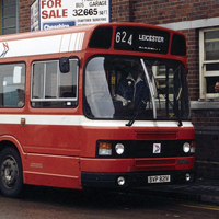 Leyland National 821