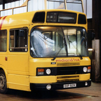 Leyland National 3821