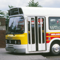 Leyland National 3830